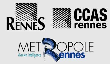 Ville et CCAS de Rennes - Rennes métropole