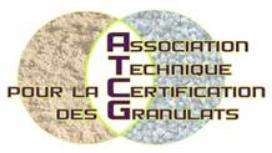 Association Technique pour la Certification des Granulats (ATCG)