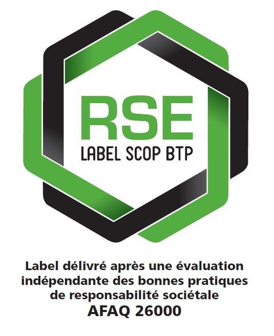 Label RSE SCOP du BTP