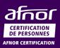 AFNOR certification de personnes